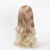 Cheap fashion Corn Perm lady fluffy long curly high temperature fiber synthetic wigs for african
