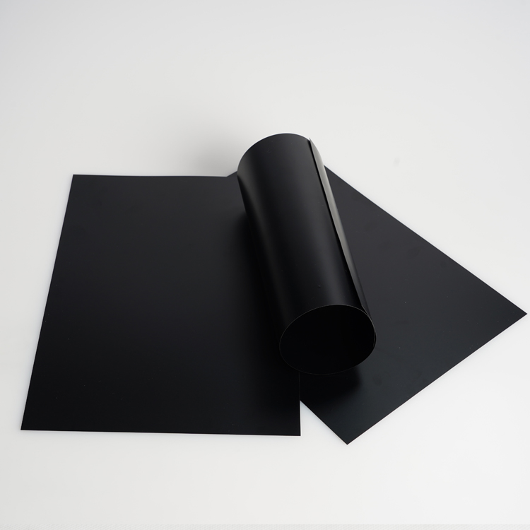 Extruded Recycled 1mm PET thermoform Plastic Sheets