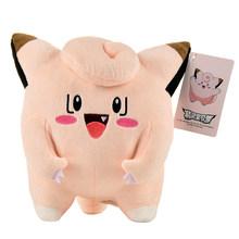 24 стиля TAKARA TOMY Pokemon Pikachu Cubone мягкое хобби аниме плюшевые куклы игрушки для детей подарок на Рождество(Китай)