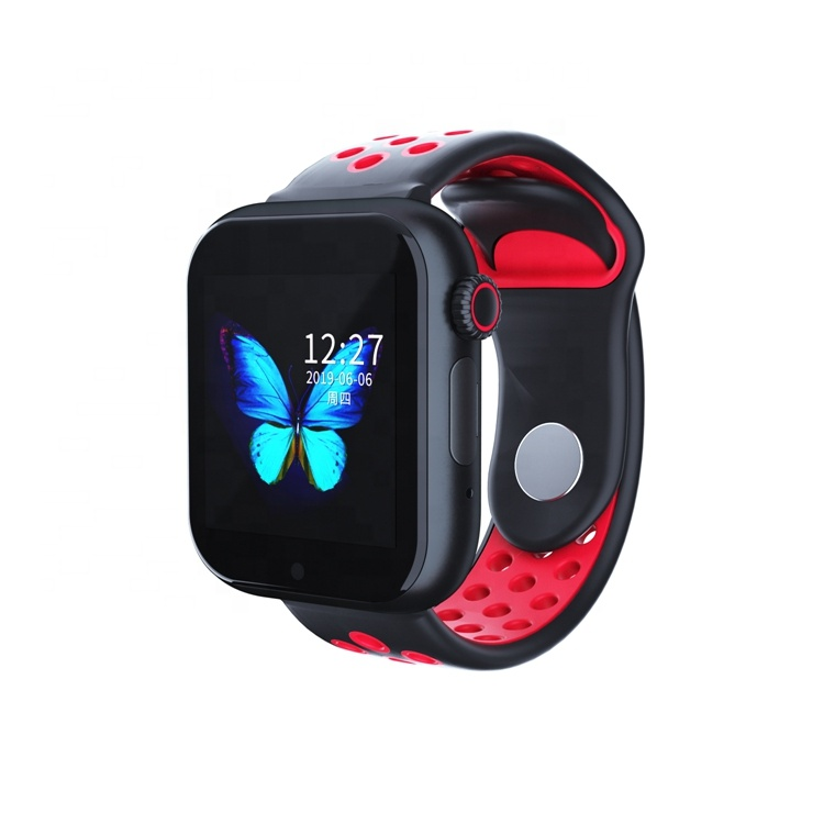 New Arrival Wholesale Z6S Heart Rate Monitor Smartphone Watch With <strong>Sim</strong>, Smart Watch 2019