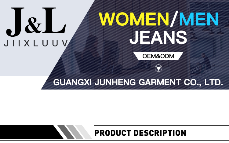 Customized men jeans made high quality popular mens ripped skinny jeans thick trouser jeans brushed factory price pants