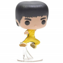 FUNKO POP аниме Ограниченная серия, король кунг-фу Брюс Ли, виниловые фигурки, коллекция, модель, игрушки для детей, рождественский подарок(Китай)