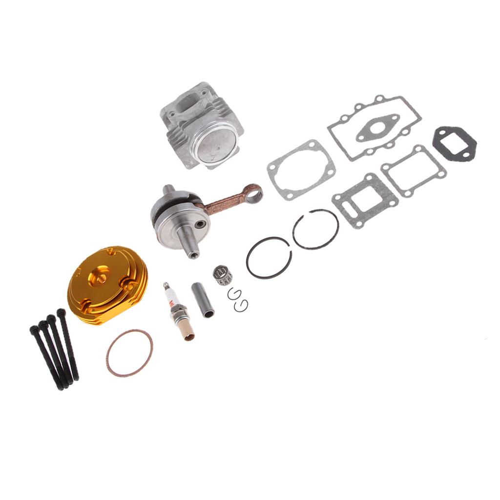 5Sets Engine Gasket Set Kit 40-6 44-6 For 47 49cc Mini Dirt Pocket Bike ATV Quad