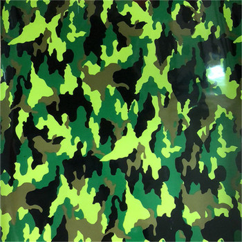 Camouflage PVC heat transfer vinyl manufacturer wholesale