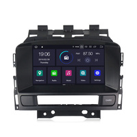PX30 MEKEDE 2DIN Android 9.0 Car DVD Player for OPEL ASTRA J 2010 Video 2GRAM 16GROM WIFI Audio Radio Stereo GPS BT SWC RDS OBD