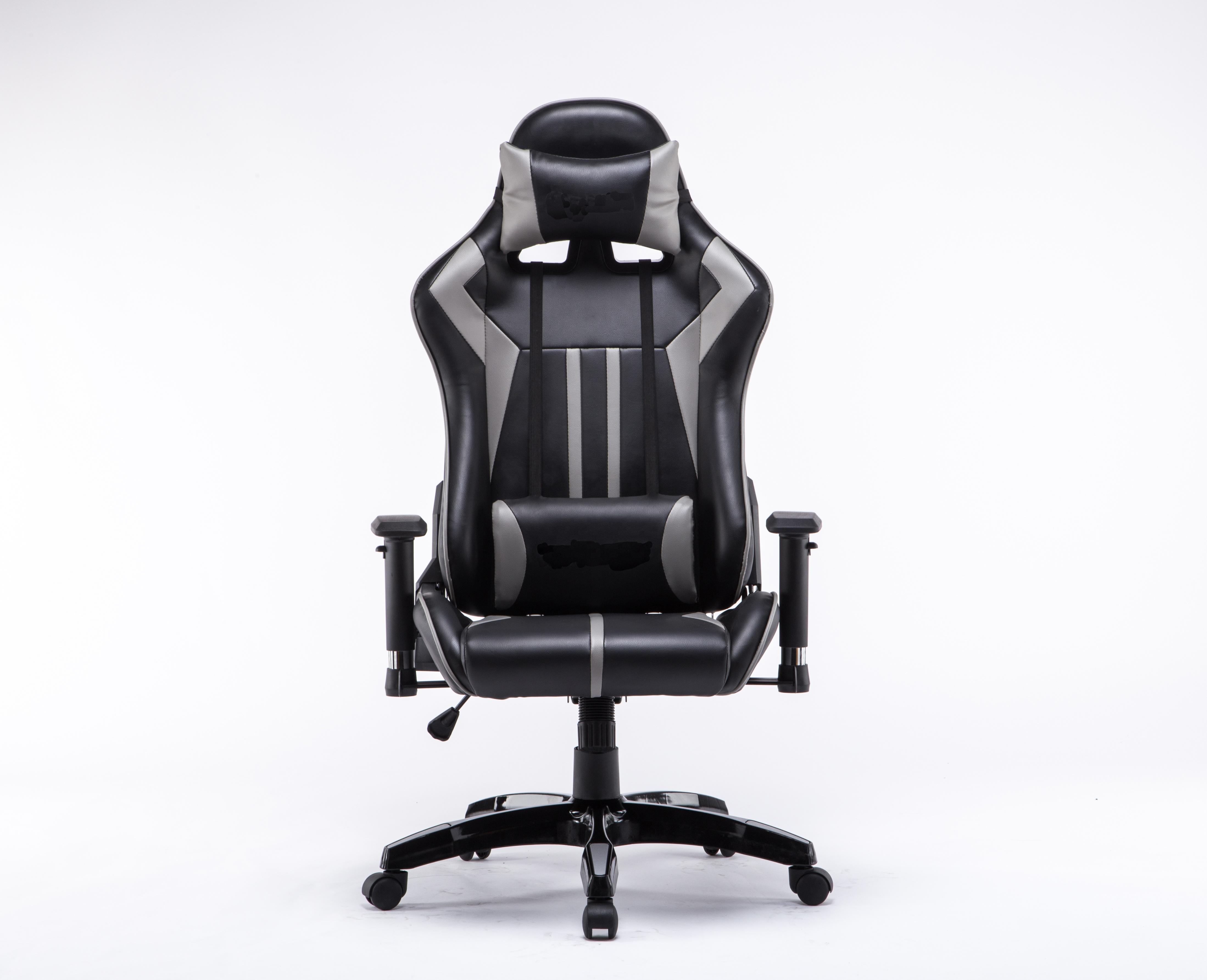 Henglin Perabot Kantor Modern Desain Putar Permainan Komputer Kursi Nyaman Uni Eropa Gudang PU Gaming Kursi