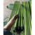 Factory direct supply Wood Grain PVC coated broom stick 90-180cm wooden handle broom