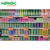 Transparent Supermarket awesome display  promotion double rack price tag