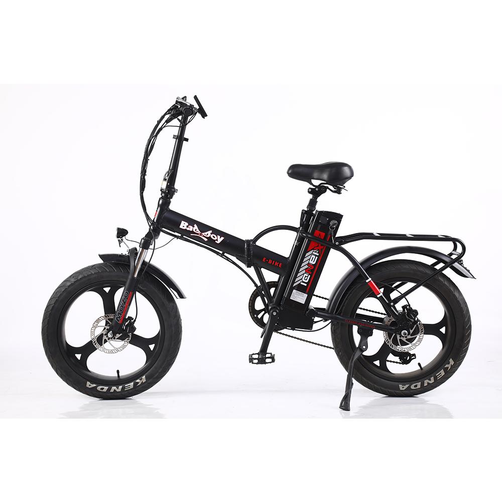 Nova bicicleta dobrável elétrico E Moto-20 polegadas 250w bicicleta gordura pneu gordura bicicleta elétrica dobrável bicicleta elétrica