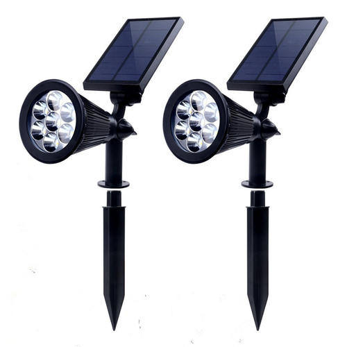 Solar Power Garden Light landscape lawn light Outdoor Waterproof  Solar Spot Light