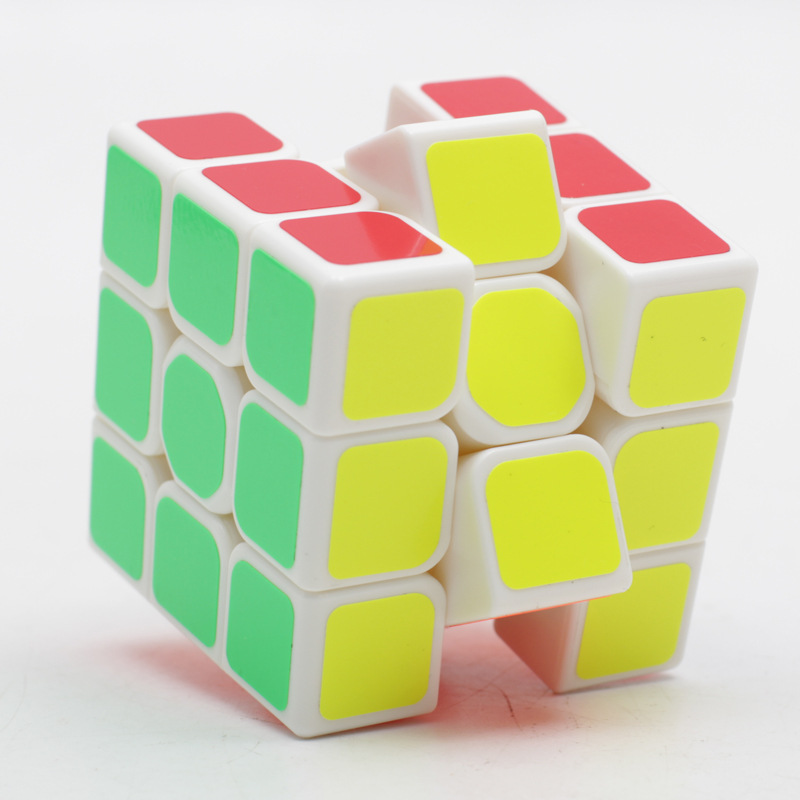 High speed magic cube 2020 three magic rubikes cube for brain exercise