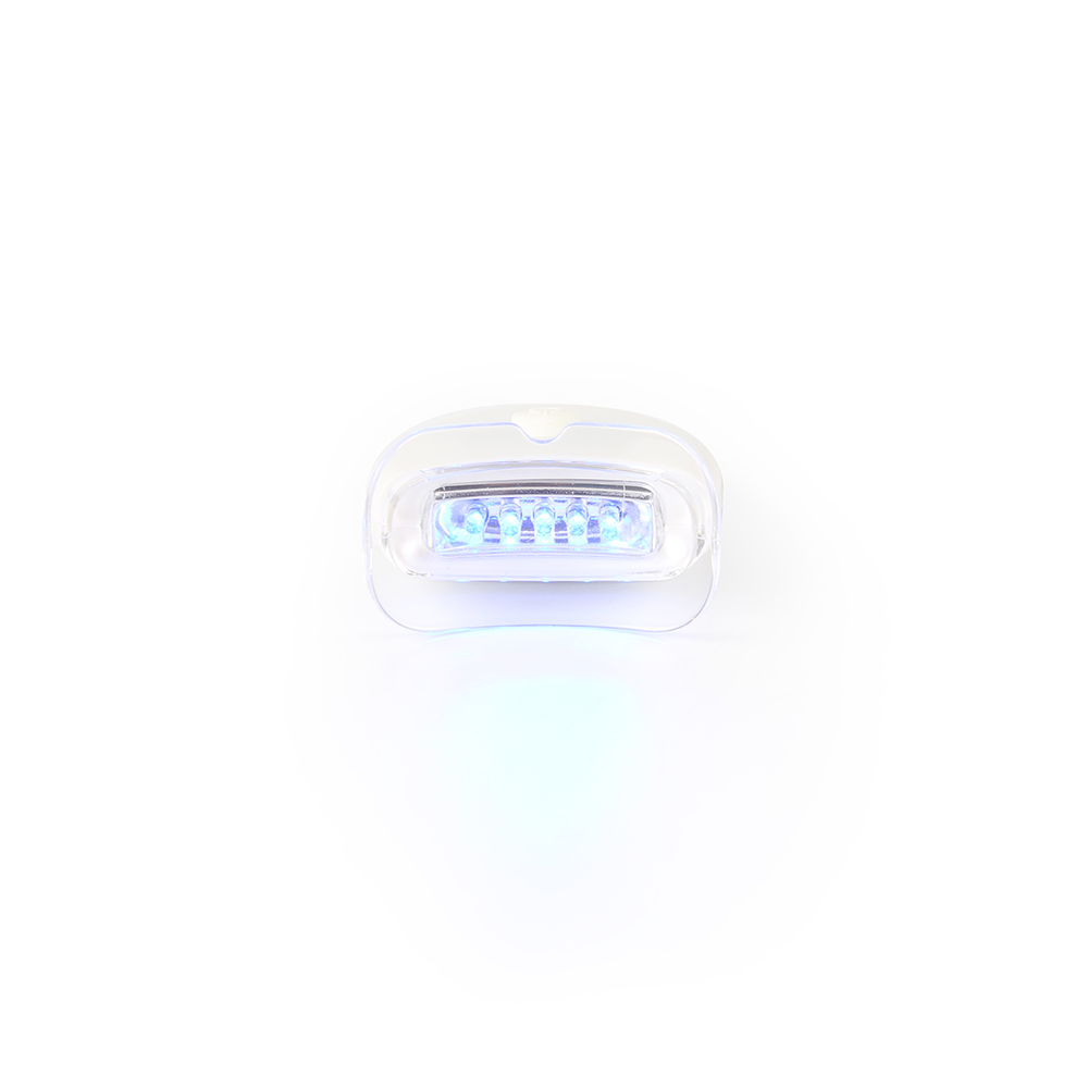GlorySmile Wholesale Led Light With Dental Bleaching Gel Syringe Home Use Teeth Whitening Kits Private Label