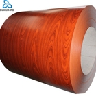 Steel Estate PPGI Color Coated Steel Coil Prepainted Gi Coil 0.38mm For Construction Real Estate