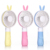 mini rechargeable hand fan USB toy fan small portable handheld electric lovely cartoon animals outdoor handy toy
