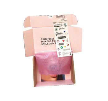 Custom Folding Tuck Up Cardboard Subscription Box OEM Printed Cosmetic Packaging Shipping Gift Paper Box