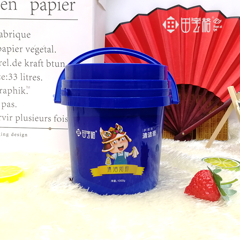 Tianzige Water free cleaning multipurpose cleaner paste for home appliance, leather sofa, car seat
