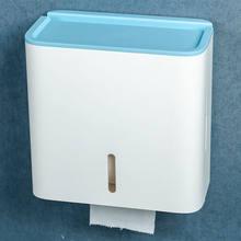Держатель для туалетной бумаги для ванной комнаты водонепроницаемый чехол для подноса для салфеток коробка для хранения рулонной бумаги б...(Китай)