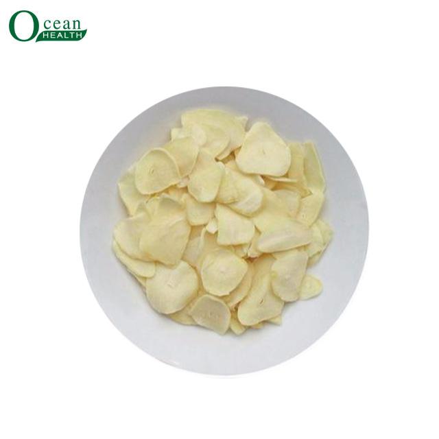 Fabriek Prijs 100% pure Uitdrogen Knoflook Vlok met Goede Kwaliteit