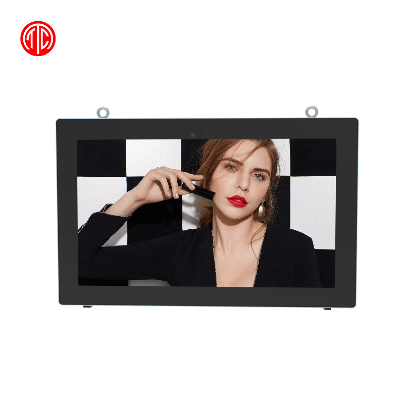 Outdoor 55 Inch Media Player LCD Monitor