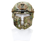 Tactical Military Helmet with Protective Goggle Glasses For Men Airsoft Sport Hunting