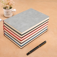 Saku Grid Hardcover <span class=keywords><strong>Kulit</strong></span> Notebook Custom Planner A5 A6 B5 A4 2020