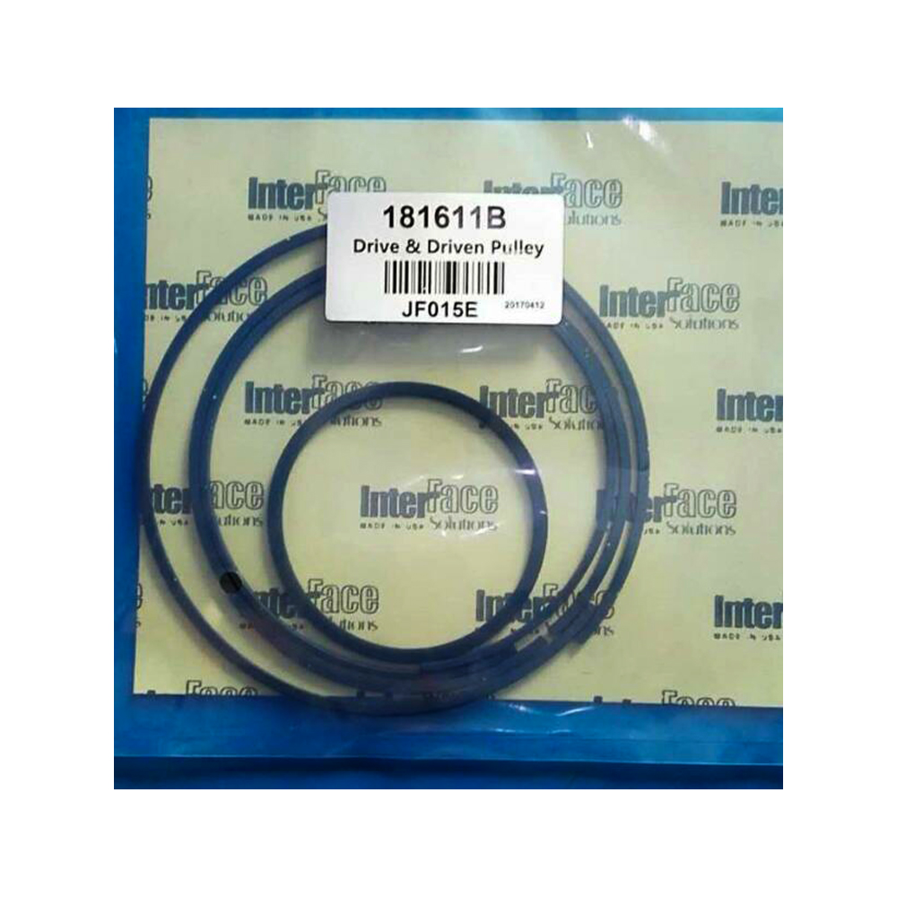 JF015E RE0F11A cvt transmission driven pulley oil ring seal set 181611B