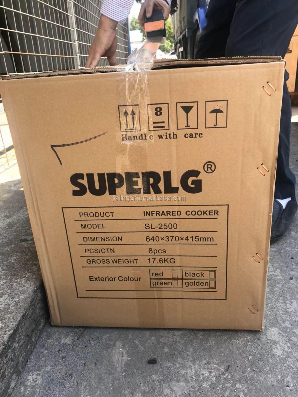 2020 New Single Burner Odm Induction Cooker 2200w