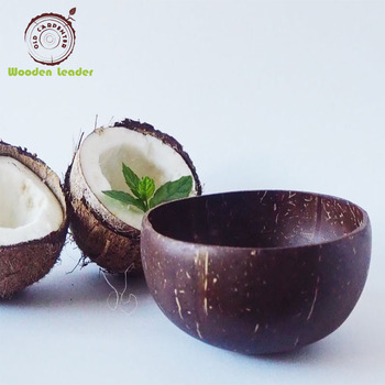 Hand Made 100% Natural Organic Eco friendly Coconut Bowls