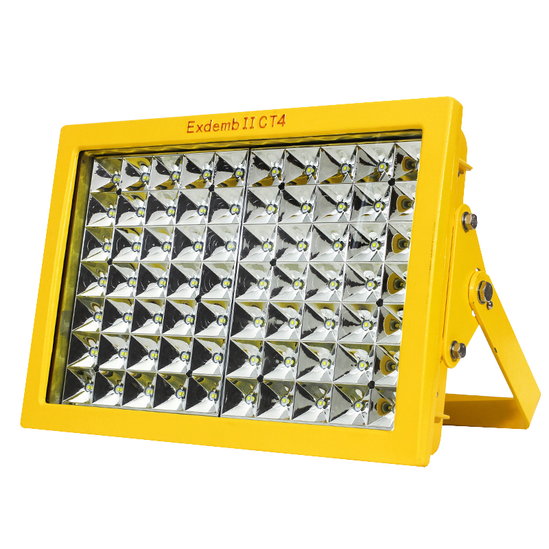 80w 100w 120w 150w 180w IP66 Waterproof Exdemb II CT4 WF2 gas station canopy <strong>light</strong> LED <strong>Explosion</strong> <strong>Proof</strong> led <strong>work</strong> <strong>light</strong>