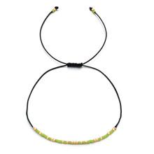 Богемные женские браслеты с кристаллами и бусинами, плетеные регулируемые цепочки, амулеты, браслеты, ювелирные изделия, вечерние браслеты,...(Китай)