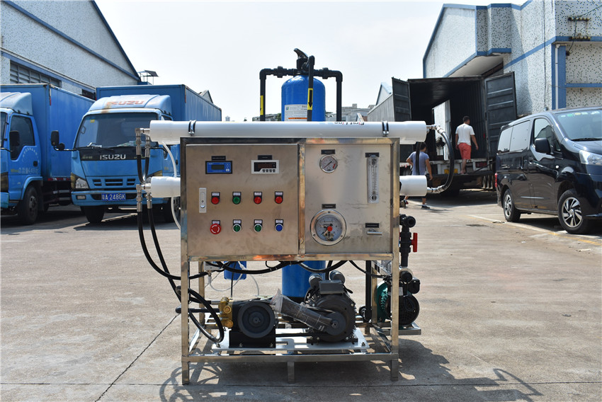 product-200lPH Small Sea Marine Water Makers Desalination Deionized Reverse Osmosis RO Machines Plan