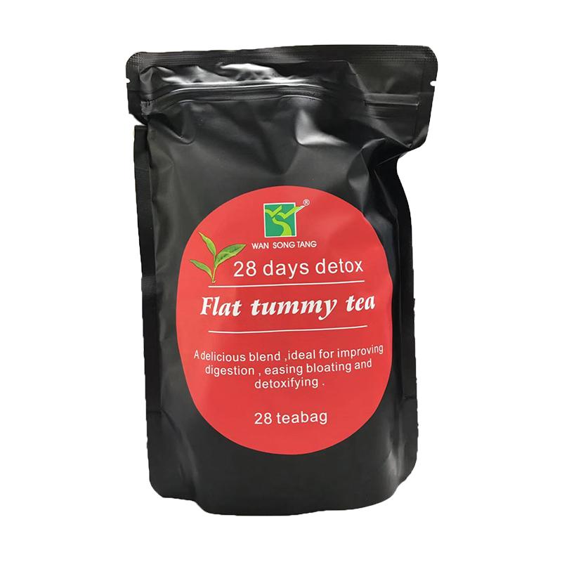 Fast Weight Loss Body Shaped Hot Selling Skinny Tetox Flat Tummy Tea detox slim tea - 4uTea | 4uTea.com