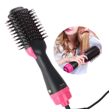 Wholesale Professional Chemical Dryer Best Ceramic Hair Straightening Brush