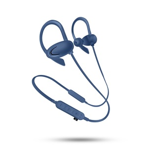 Wireless Sport Headphone High Quality Bass Earhook Earphone With Talking Mic Support Micro SD Card To Play Music