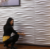 3D kids oblique brick self adhesive wallpaper pvc wall panel