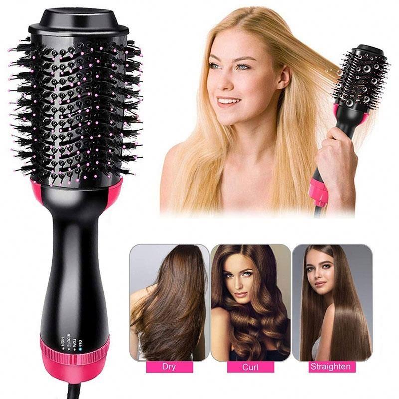 Hair Dryer 2020 / Brush Styler One Step Hair Dryer And Volumizer