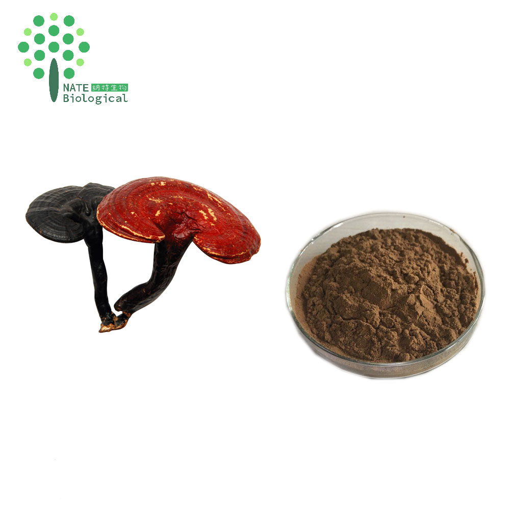 Organic Anti Tumor Natural Reishi Mushroom extract reishi BETA D Glucan