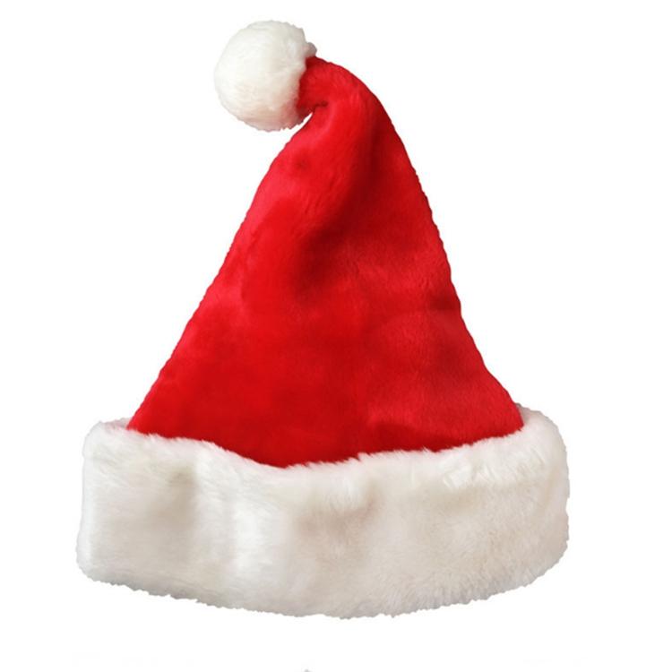 ぬいぐるみキャップクリスマスギフト装飾クリスマス帽子サンタクロース帽子