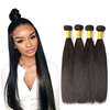 dropshipping virgin brazilian human hair bundle with closure,grade 10a virgin hair,human hair extension from very young girl