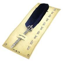 1 комплект перьевая авторучка сменная авторучка наклонная авторучка чернильная художественная каллиграфическая ручка канцелярская ручка ...(Китай)
