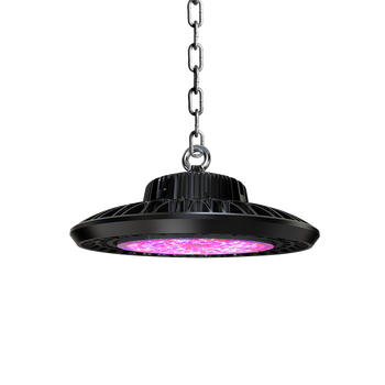 IP65 Full Spectrum Planting Lamp 200W Waterproof UFO High Bay Grow LED Lights Mean Well led UFO plant bulbs