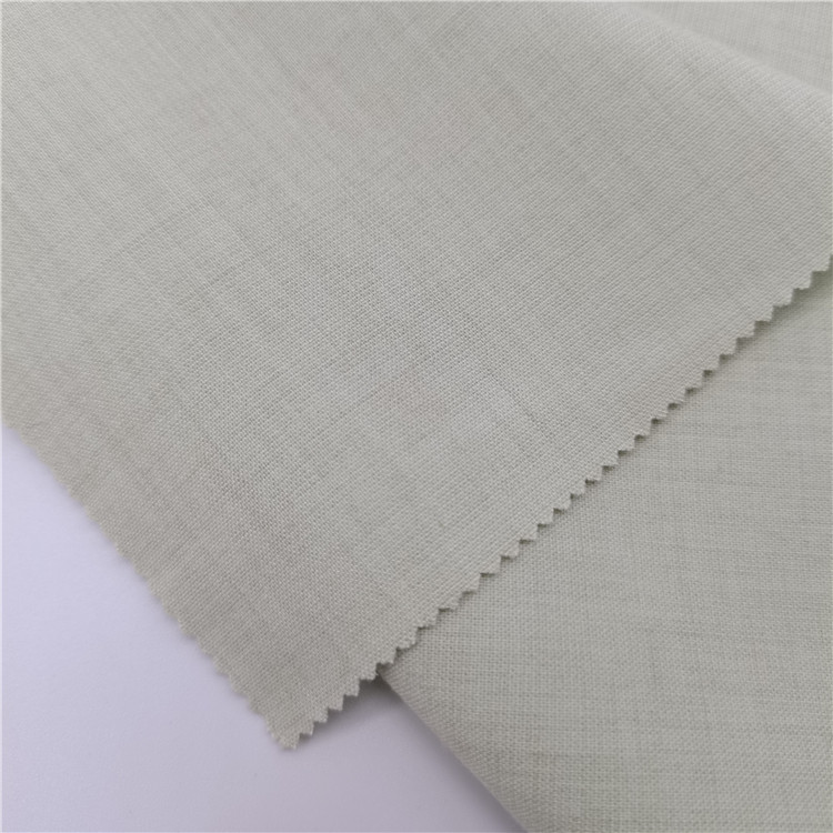 New innovative product customized packing tr 88%T 7%R 5%SP coat fabric tr fabric men suit plain suiting