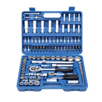 High Quality chrome Vanadium Steel 108pcs Socket Wrench Set