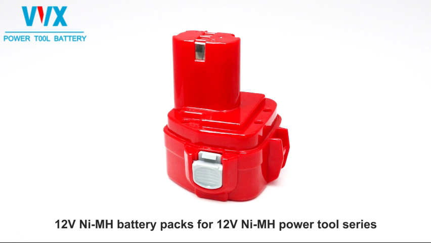 Most Popular 14.4V  NI-MH Power Tool Battery Pack Replacement for 1420 1422 1433