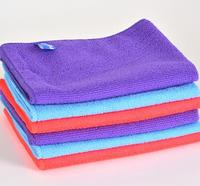 Wholesale Plush Colored Microfiber Car Cleaning Cloth