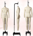 Euro-American Ladies Full Body Professional Dress Form Tailoring Mannequin for tailors to make & fit clothes