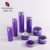 luxury high end acrylic jar lotion pump bottle cosmetic packaging sets with custom color