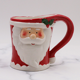 Very nice Christmas gift ceramic mug christmas