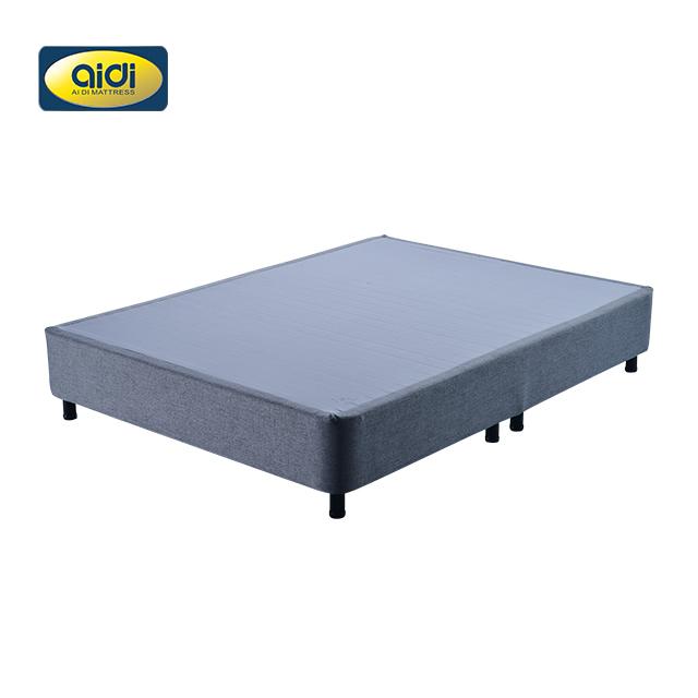 Luxury Modern Adjustable Hotel Platform Metal Bed Frame Mattress