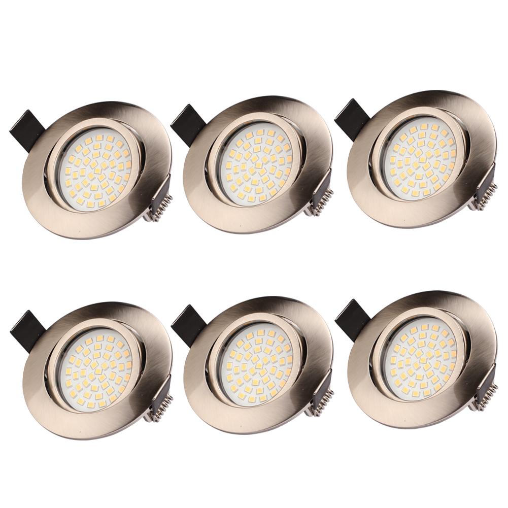 Venta al por mayor focos downlight cocina-Compre online ...